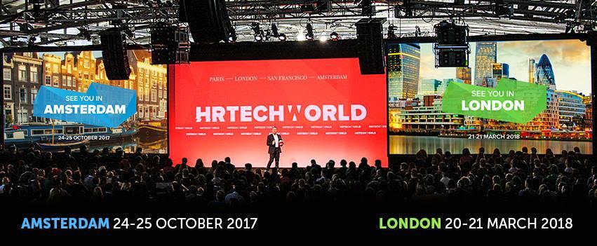 נקודות מרכזיות מכנס HRTECH באמסטרדם 24-25/10/2017